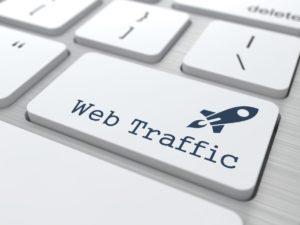 návštěvnost webových stránek a eshopu
