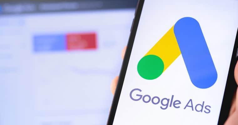 google propagace a inzerce cena